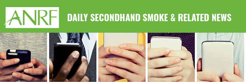 Daily Secondhand Smoke News